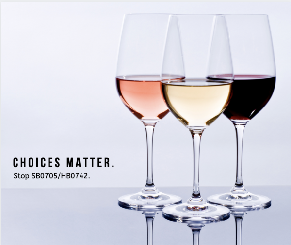 Wine Glasses Choices Matter